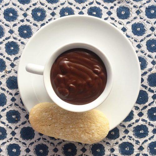 Xocolata desfeta tradicional