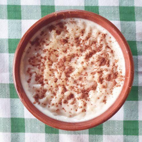 Arròs amb llet