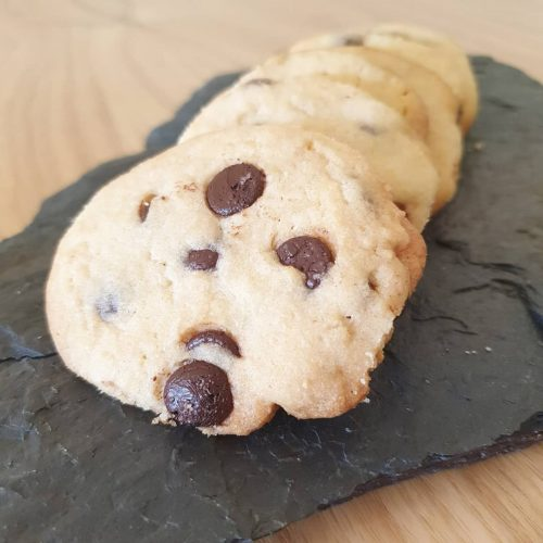 Galletas de chocolate (chocolate chip cookies)