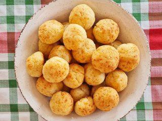 Pão de queijo (pa de formatge)