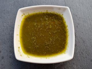 Mojo verd de coriandre